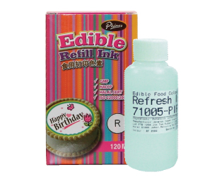 Edible Print Head Cleaner