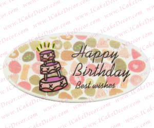 Happy Birthday<br>20 Pcs / Set
