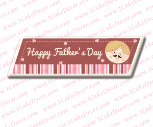 Happy Father's Day<br>20pcs/Set