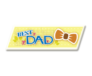 H. Father's Day #15 <br> 20pcs/Set