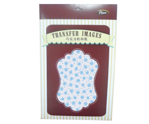 <c>Snowflakes <br>292C<br> 5 Sheets / Pack</c>
