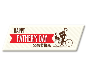 Happy Father's Day #22<br>20pcs/Set