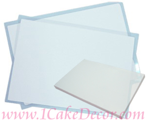 Icing Sheets<br>24 Sheets / Box<br>195 x 285mm