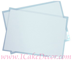 Icing Sheets <br>24 Sheets / Box <br>195 x 285mm