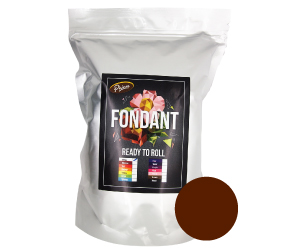 Brown Fondant <br> 350gm