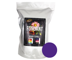 Purple Fondant <br> 350gm