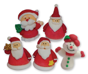 Adorable Santa Set (5 in 1)